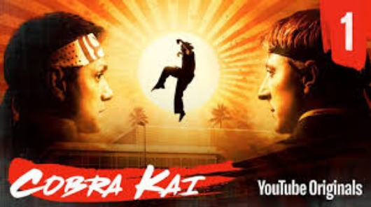 'Cobra Kai', la serie basada en la película 'Karate Kid', que emite YouTube Originals