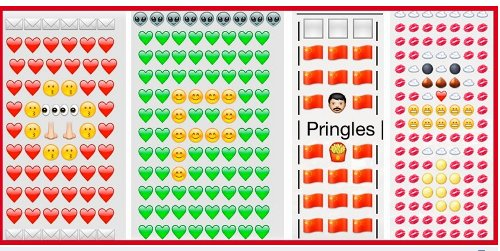 Pringles utiliza Whatsapp en una acción de marketing online