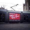 """Ray-Ban """"instagramiza"""" las vistas desde los tranvías de varias ciudades belgas"""