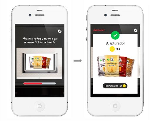 Una app que reconoce las emisiones televisivas ofrece servicios a las marcas