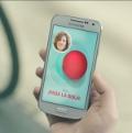 Una app solidaria de Vodafone invita a pasar la bola con el móvil
