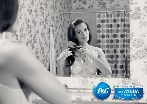 Amplia campaña promocional de Procter&Gamble de aire nostálgico