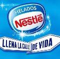 Helados Nestlé toma la calle virtual y realmente, en su nuevo posicimiento