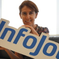 Olivia Fontela, directora de marketing de InfoJobs