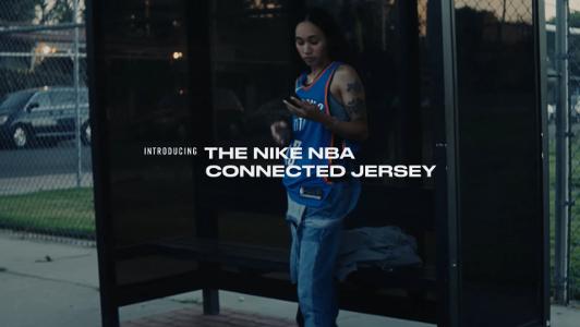 Nike se conecta a la NBA con una línea de camisetas inteligentes