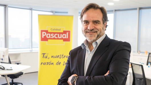 Álvaro Bordas, director de Comunicación de Corporación Empresarial Pascual