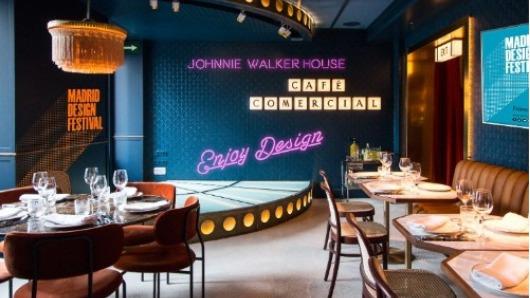Johnnie Walker House abre sus puertas en Madrid