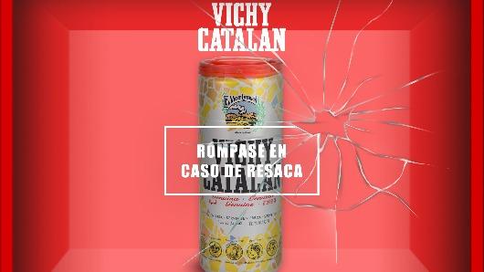 Nuevo momento de consumo de Vichy Catalan: la resaca